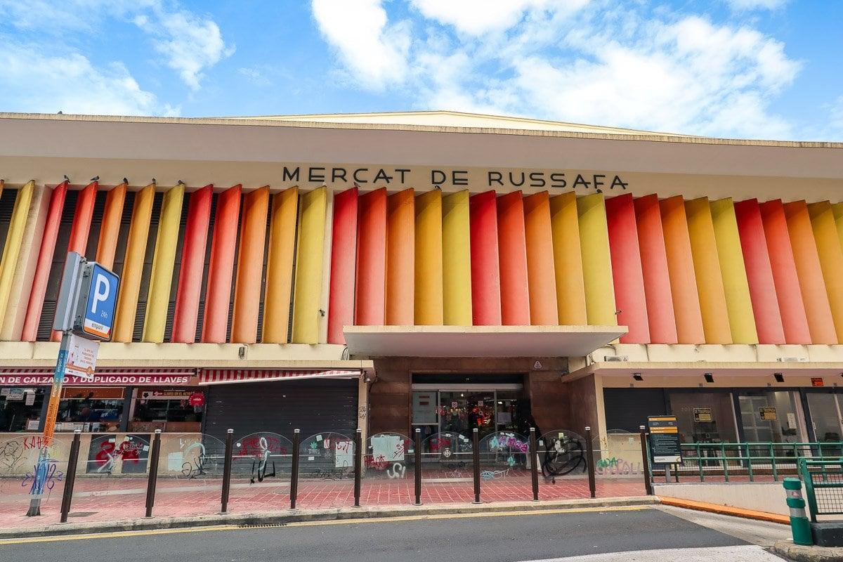 Ruzafa Market, Valencia