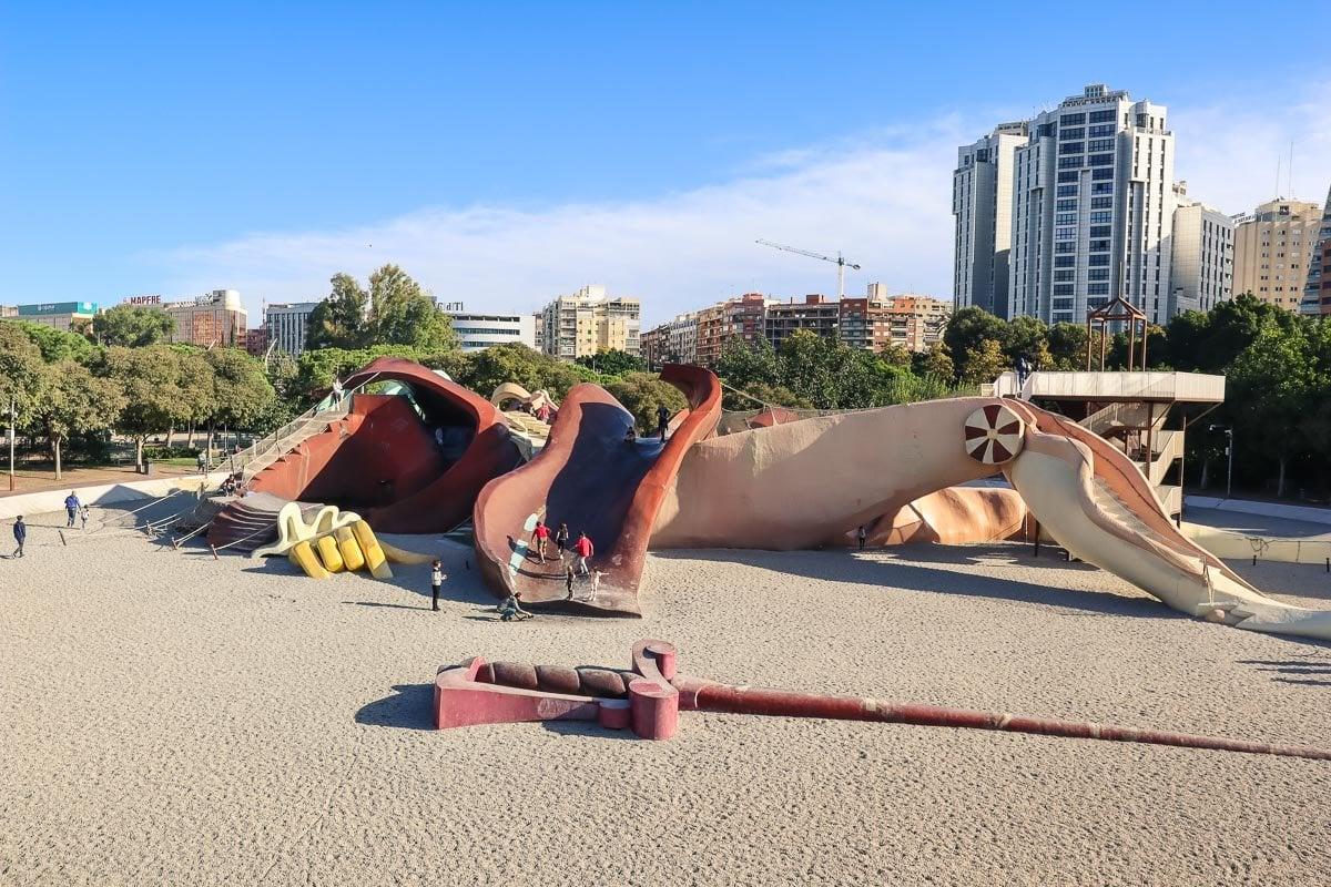 Gulliver Park, Valencia