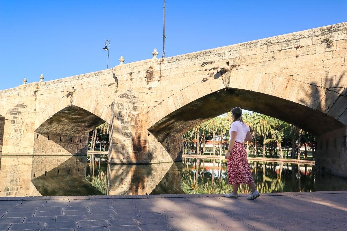 Turia Gardens, Valencia