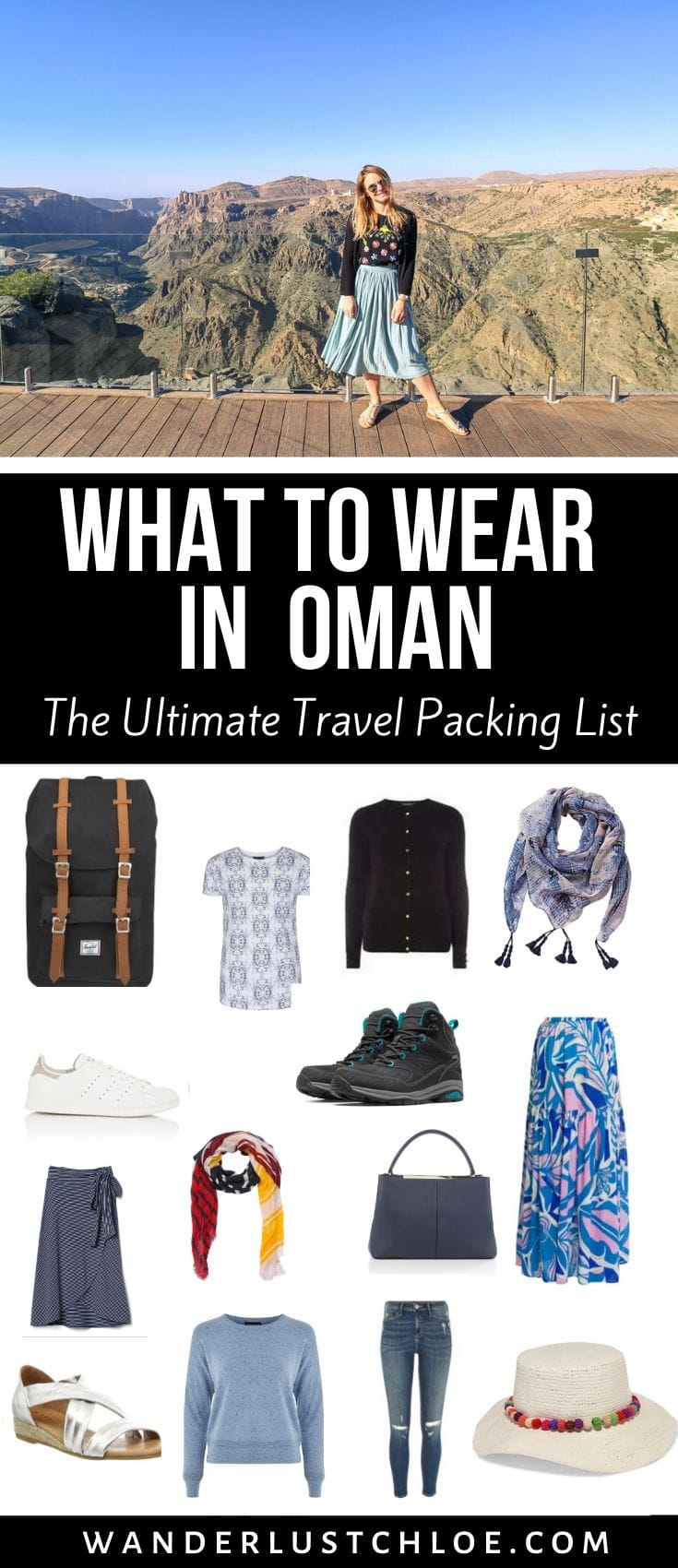 What To Wear In Oman