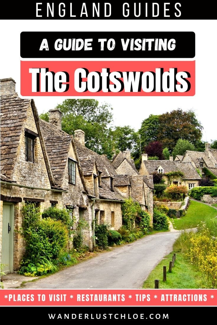 A Guide To Visiting The Cotswolds