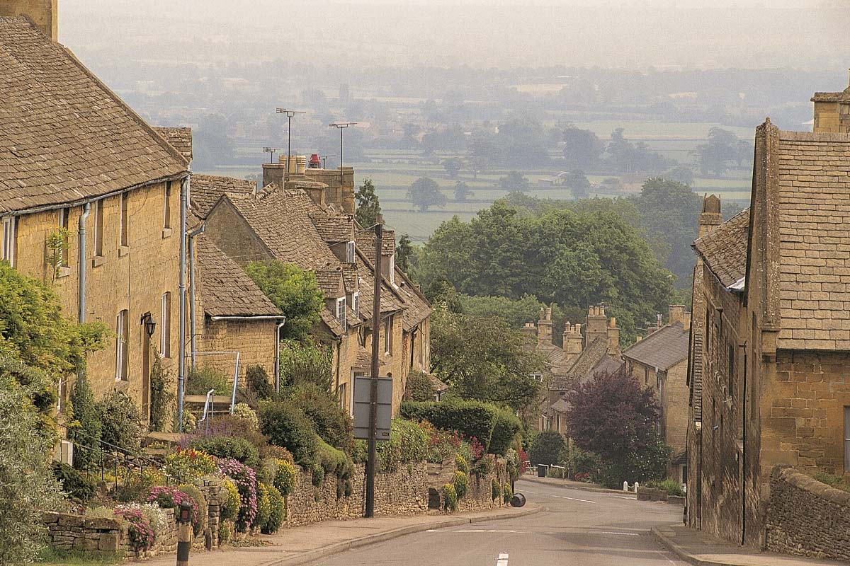 Bourton on the Hill
