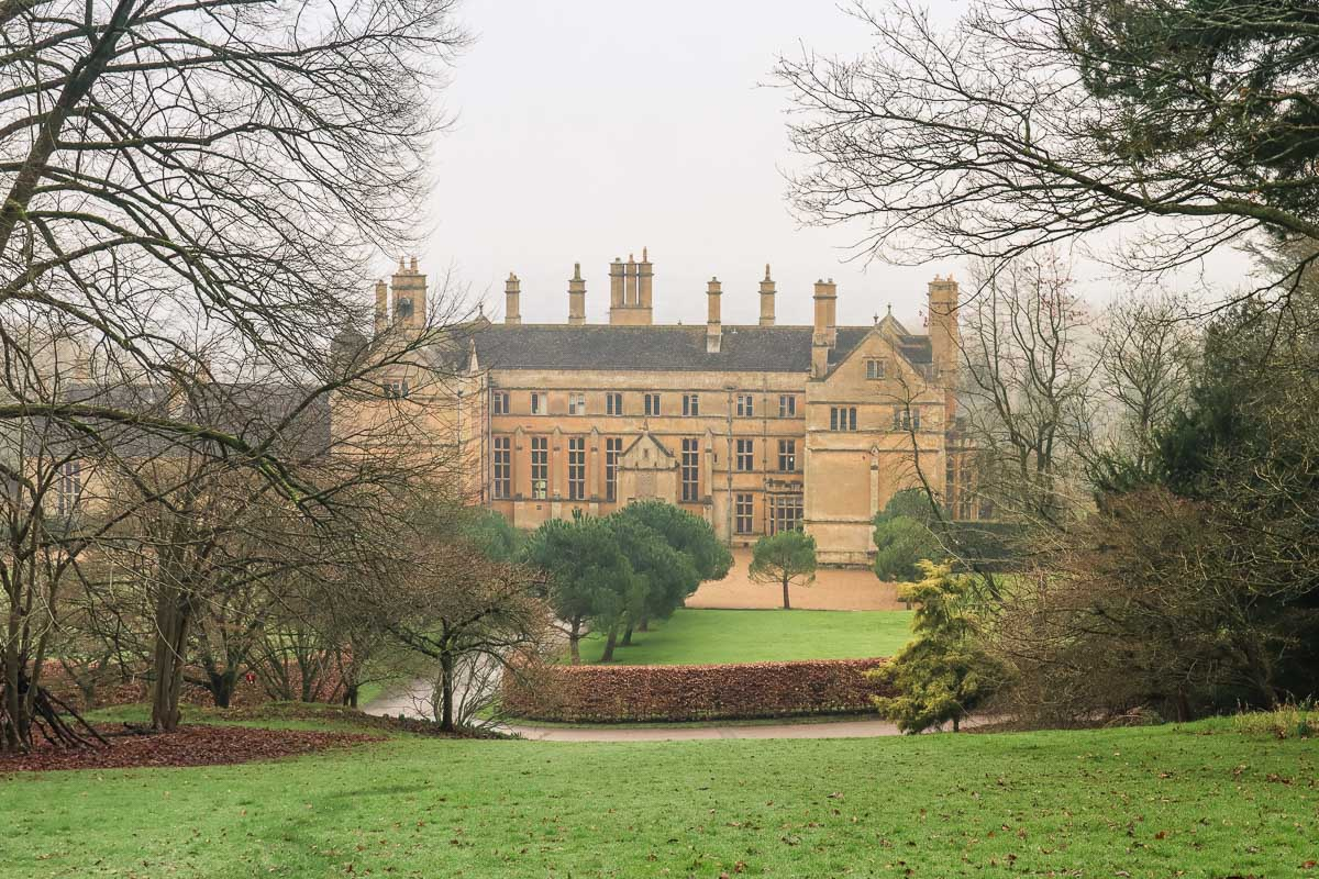 Batsford House. Cotswolds