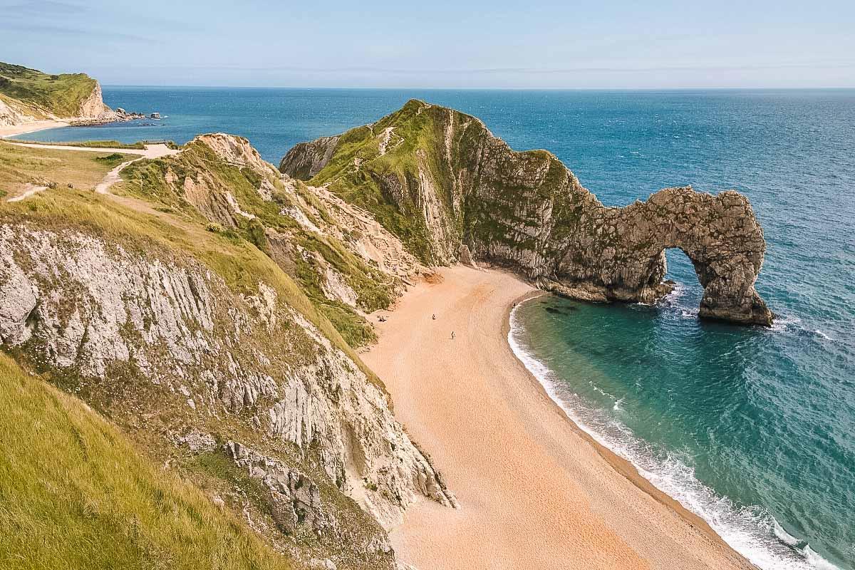Durdle Door Beach, Dorset