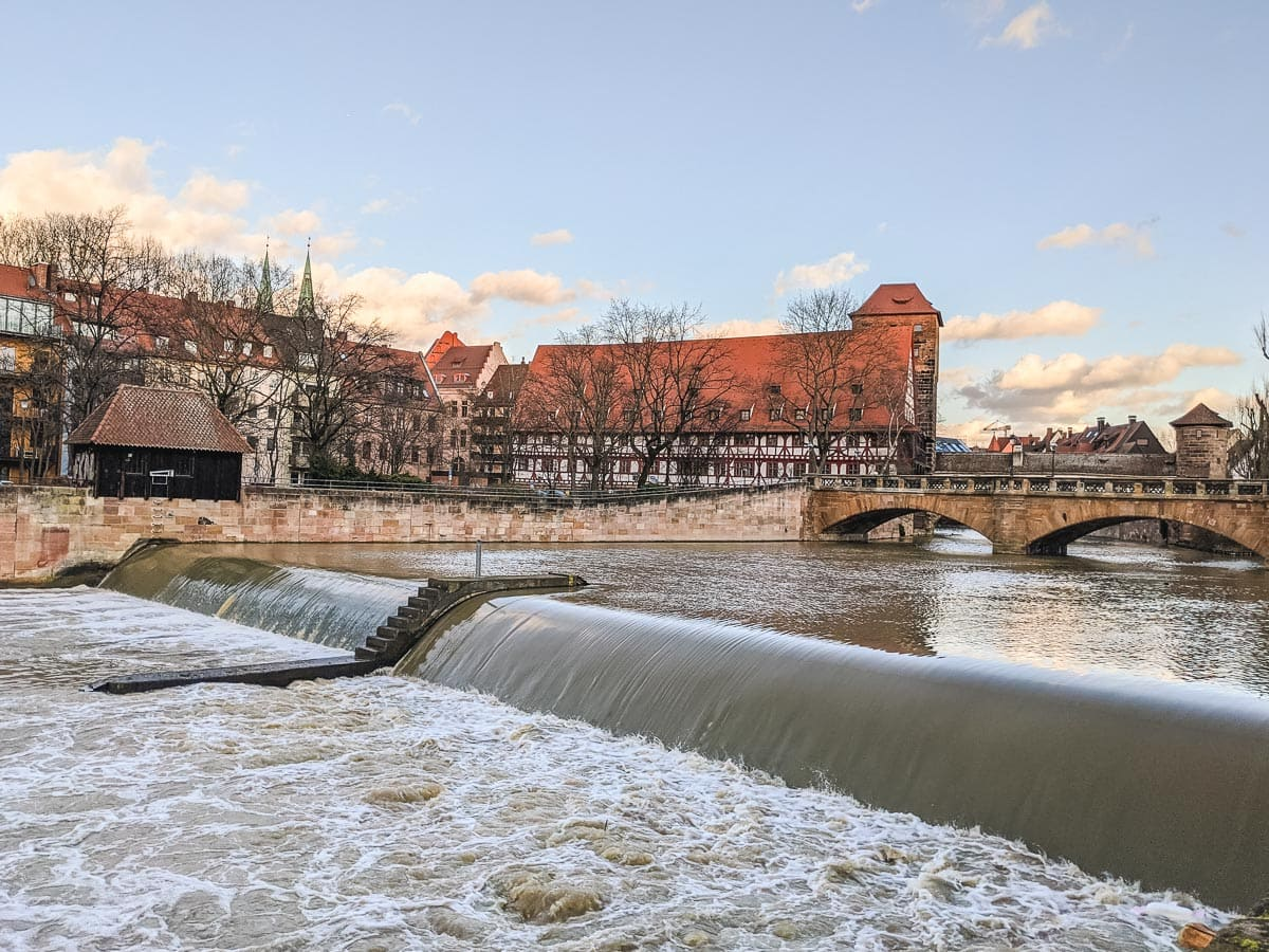 Pretty views in Nuremberg