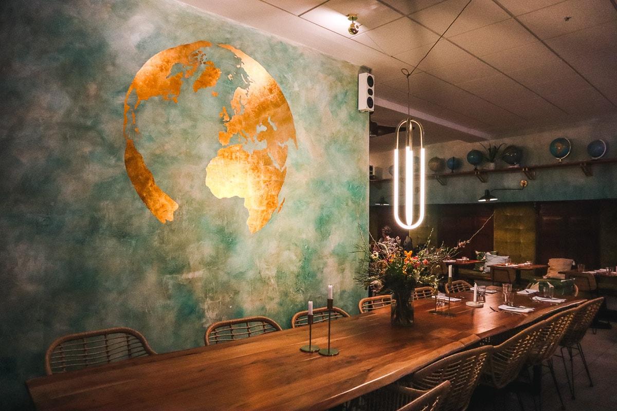 Globo Restaurant, Nuremberg