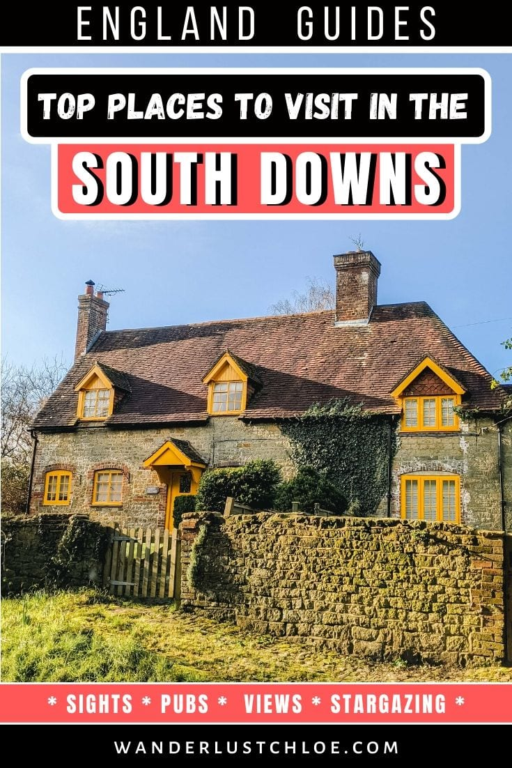 Things To Do In The South Downs, England
