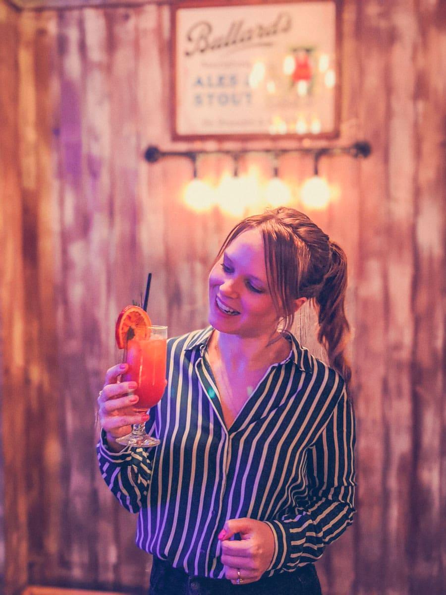 Bullards Gin cocktail making class
