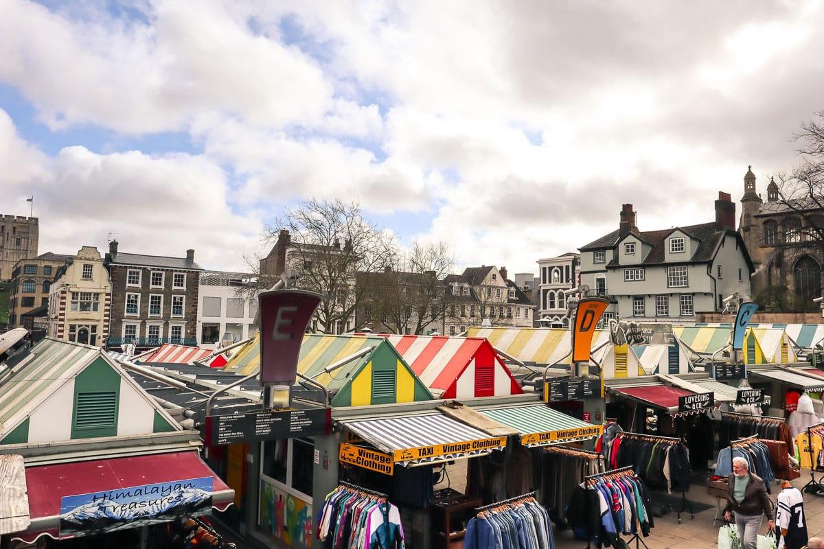 The Great Market, Norwich