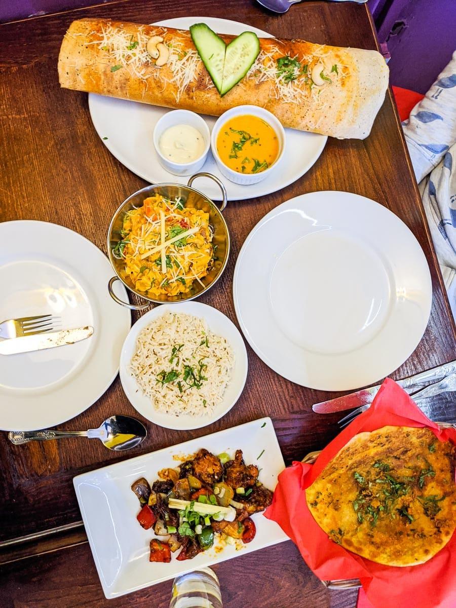 Namaste Indian restaurant, Norwich