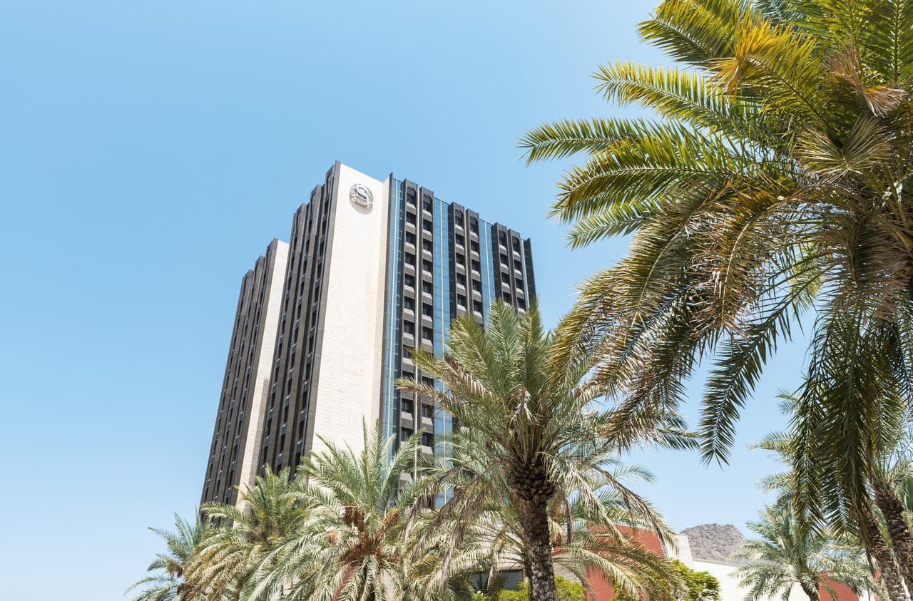 Tallest building in Oman - Sheraton Oman