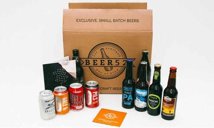 Beer 52 - UK Beer Subscription Box