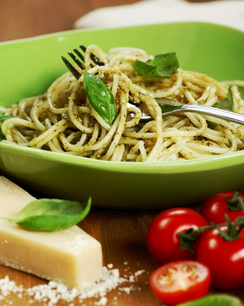 Delicious pasta delivered straight to your home