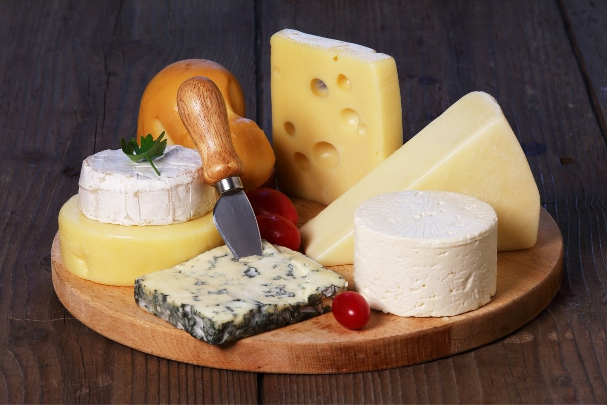 Cheese gift set