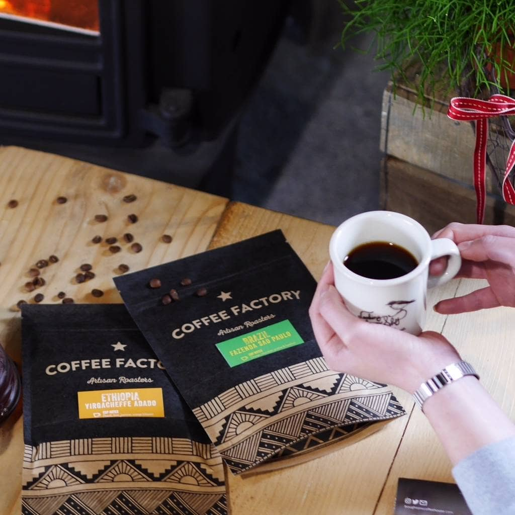 Coffee Factory - Monthly Coffee Subscription