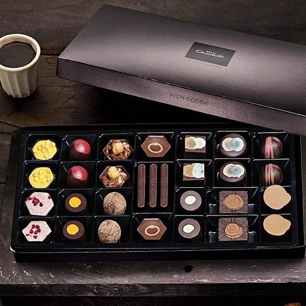 Hotel Chocolat - Chocolate Subscription Box