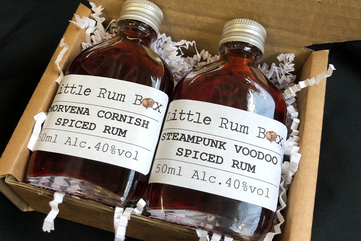 Little Rum Box - monthly rum subscription