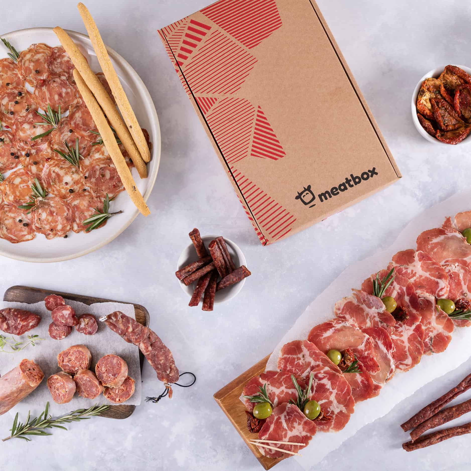 Meatbox - monthly cured meat subscription gift box