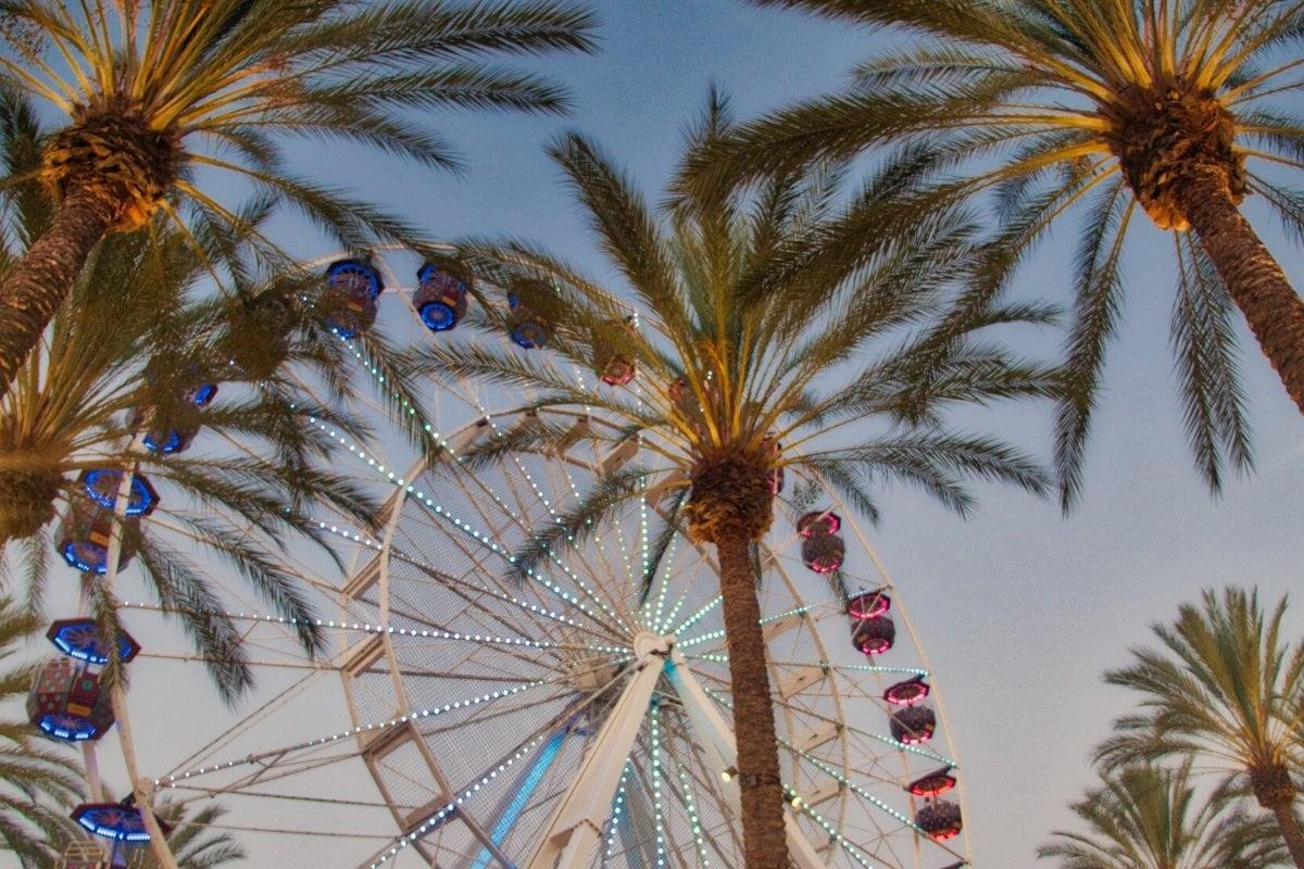 Coachella Festival, California