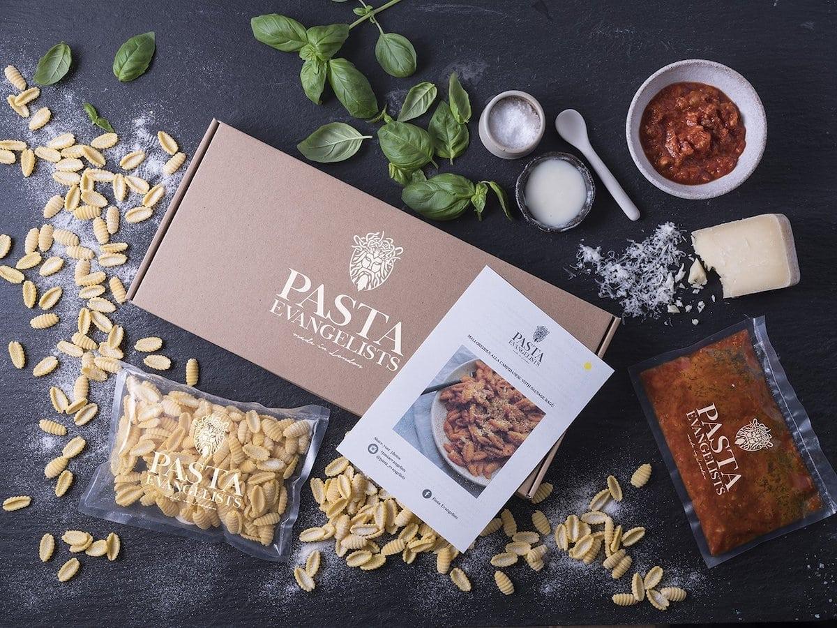 Pasta Evangelists - monthly recipe box