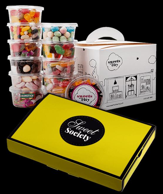 Sweet Society - sweet subscription box