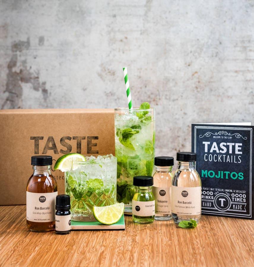 Taste Cocktails - cocktail making subscription