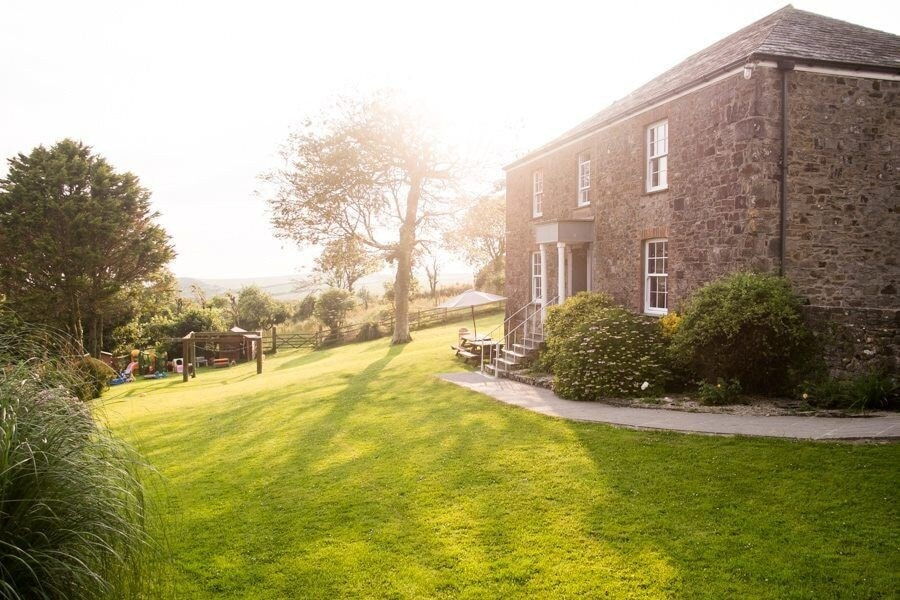 Northcott Farmhouse, Cornwall