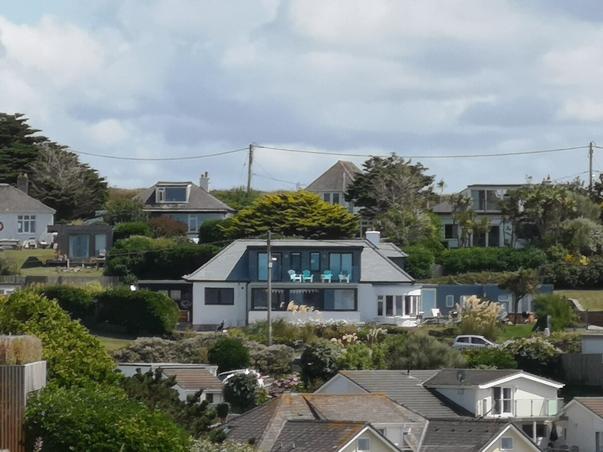 Blue Bay House, Cornwall