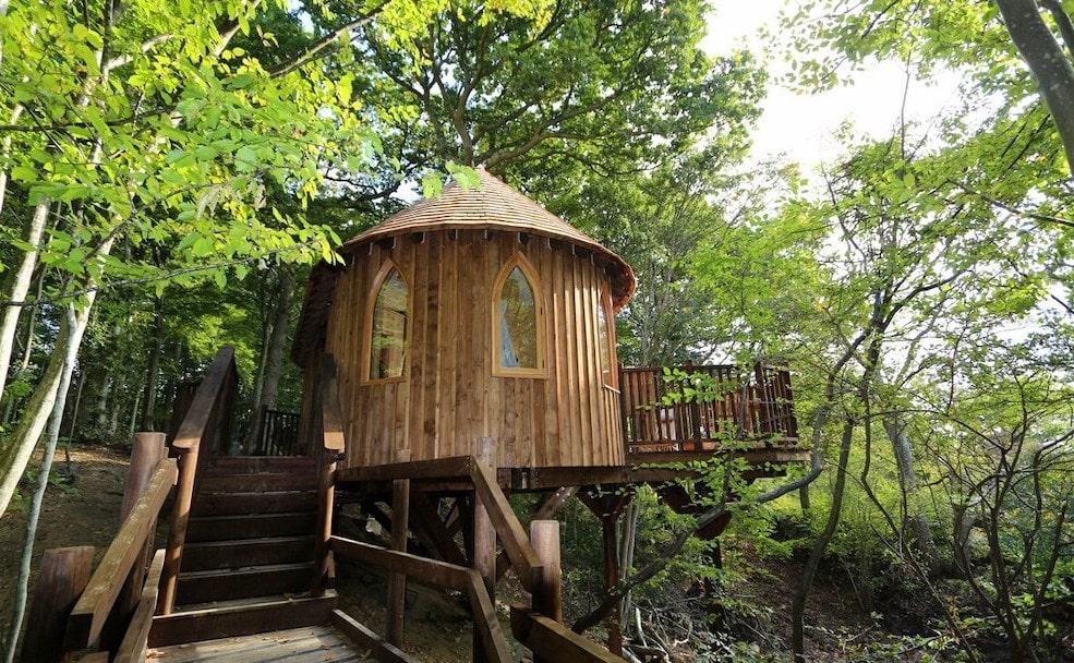 Hoots Treehouse, Kent