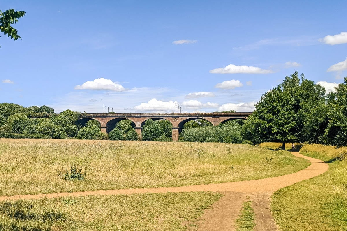 The Viaduct in Hanwell