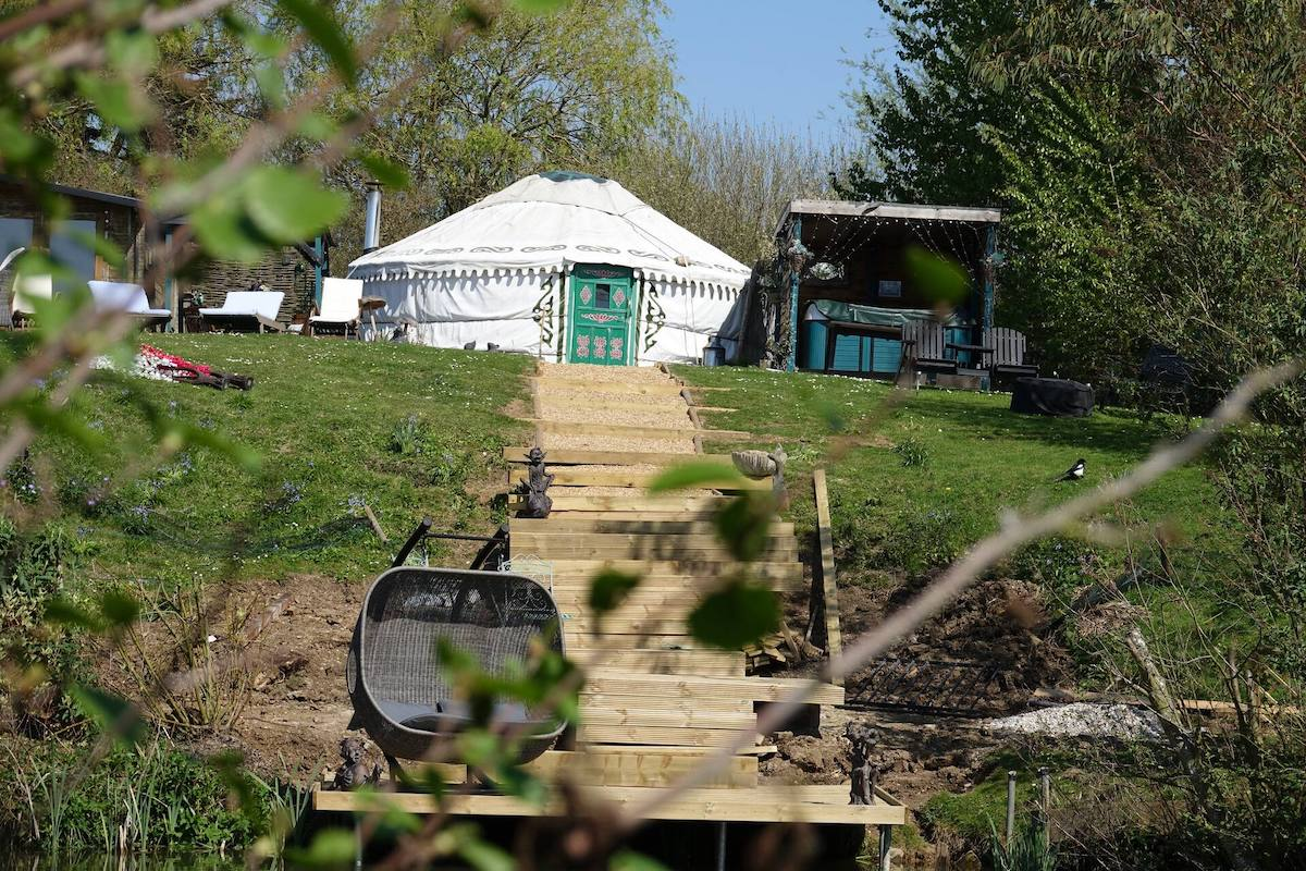 Lakeland Yurts, Essex