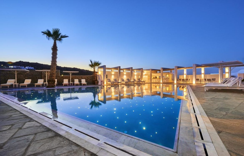 Palladium Hotel, Mykonos