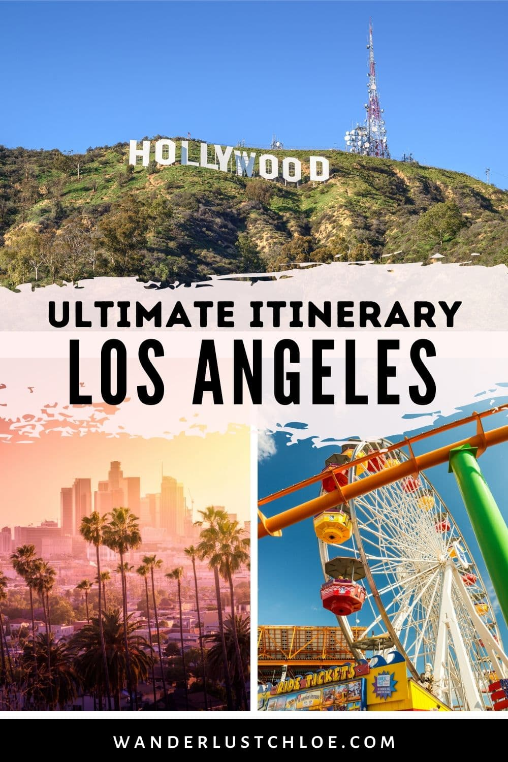 Ultimate Los Angeles Itinerary