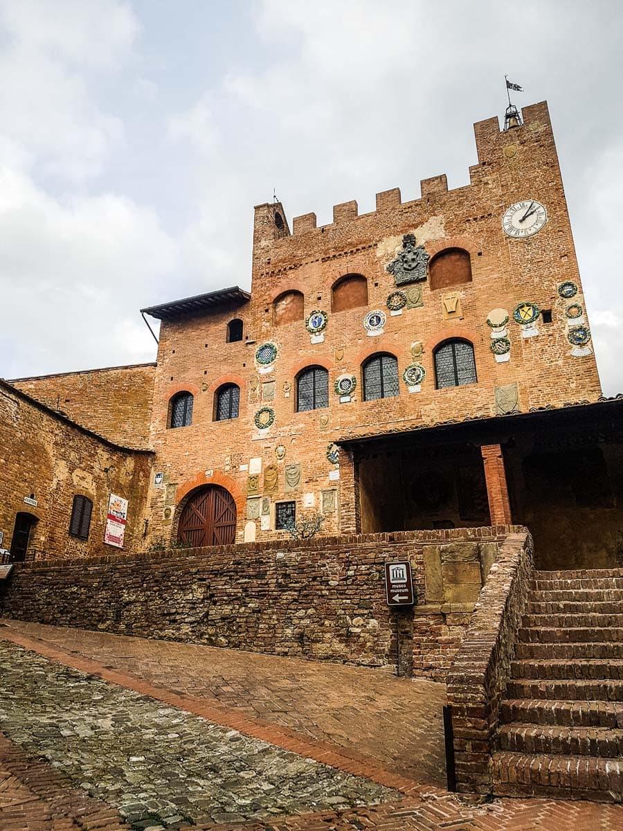 Certaldo, Italy