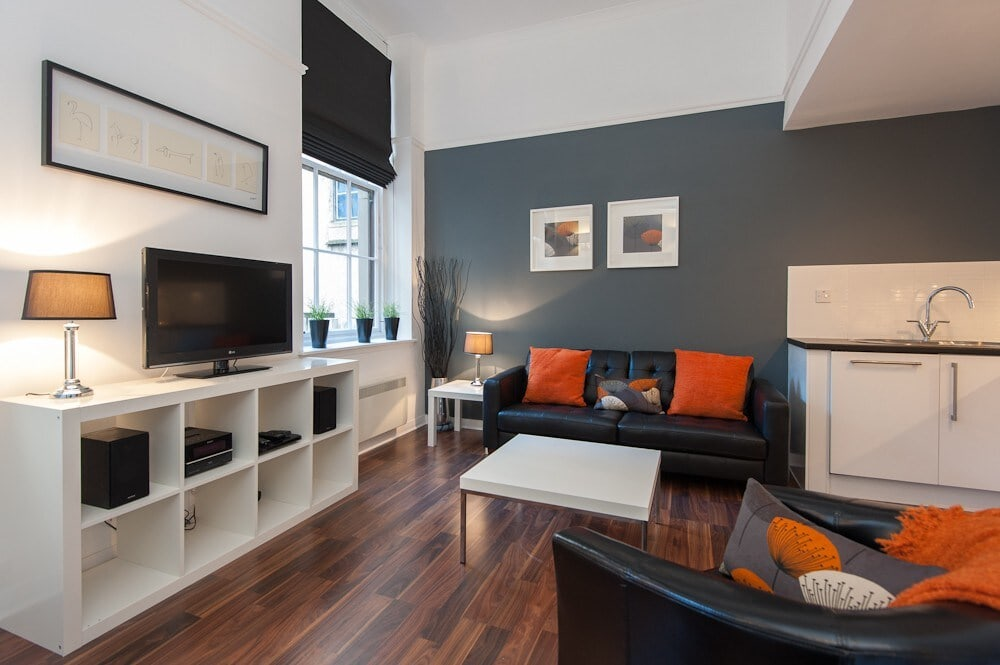Chic City Centre Apartment, Glasgow