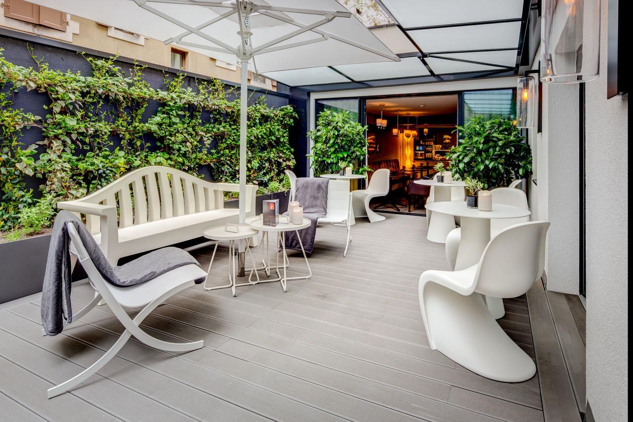 Design Hotel F6 Geneva