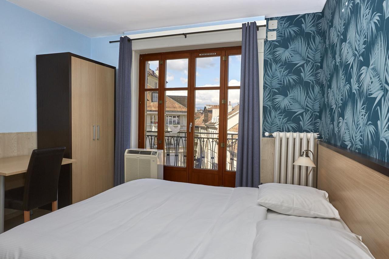 Hotel Central, Geneva