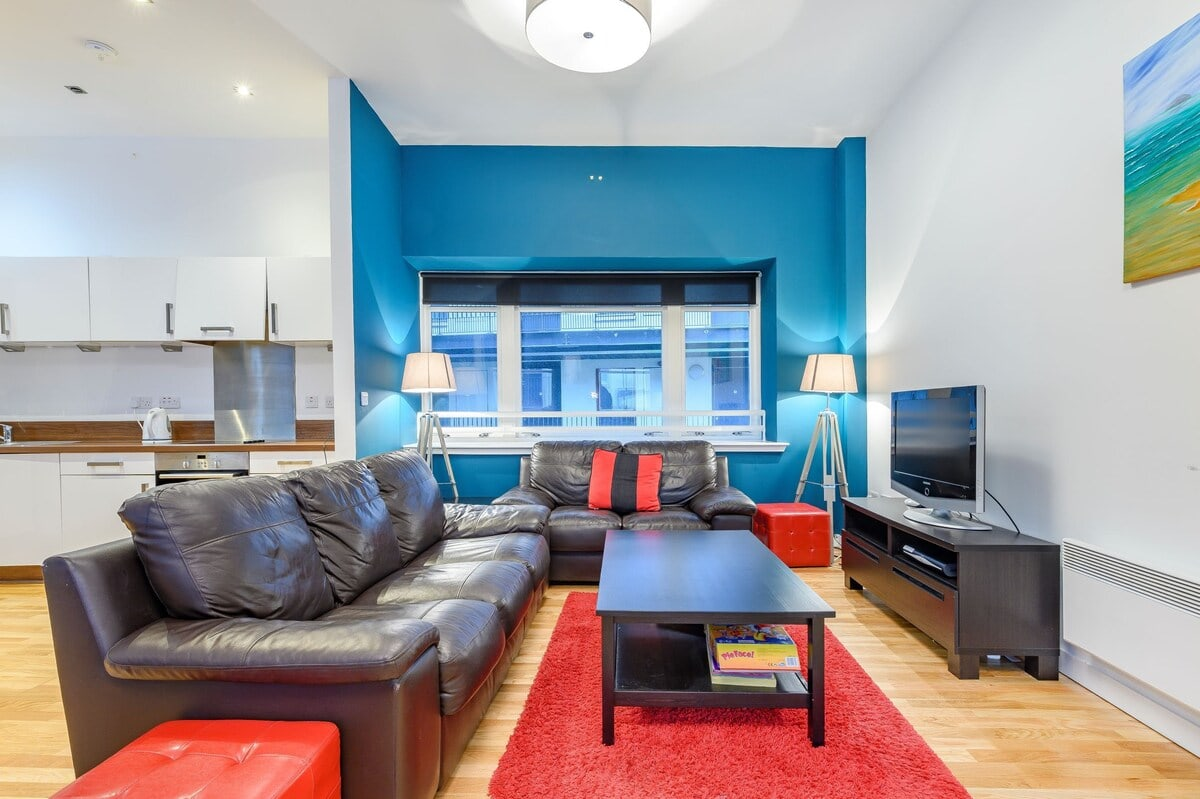 Luxury Apartment V, Glasgow