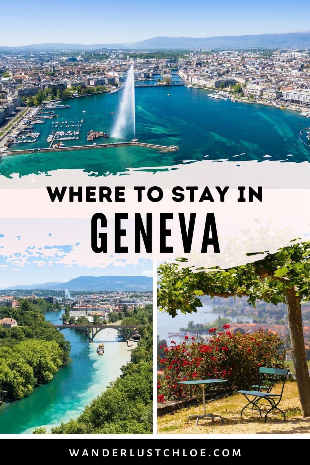 Where to stay in Geneva