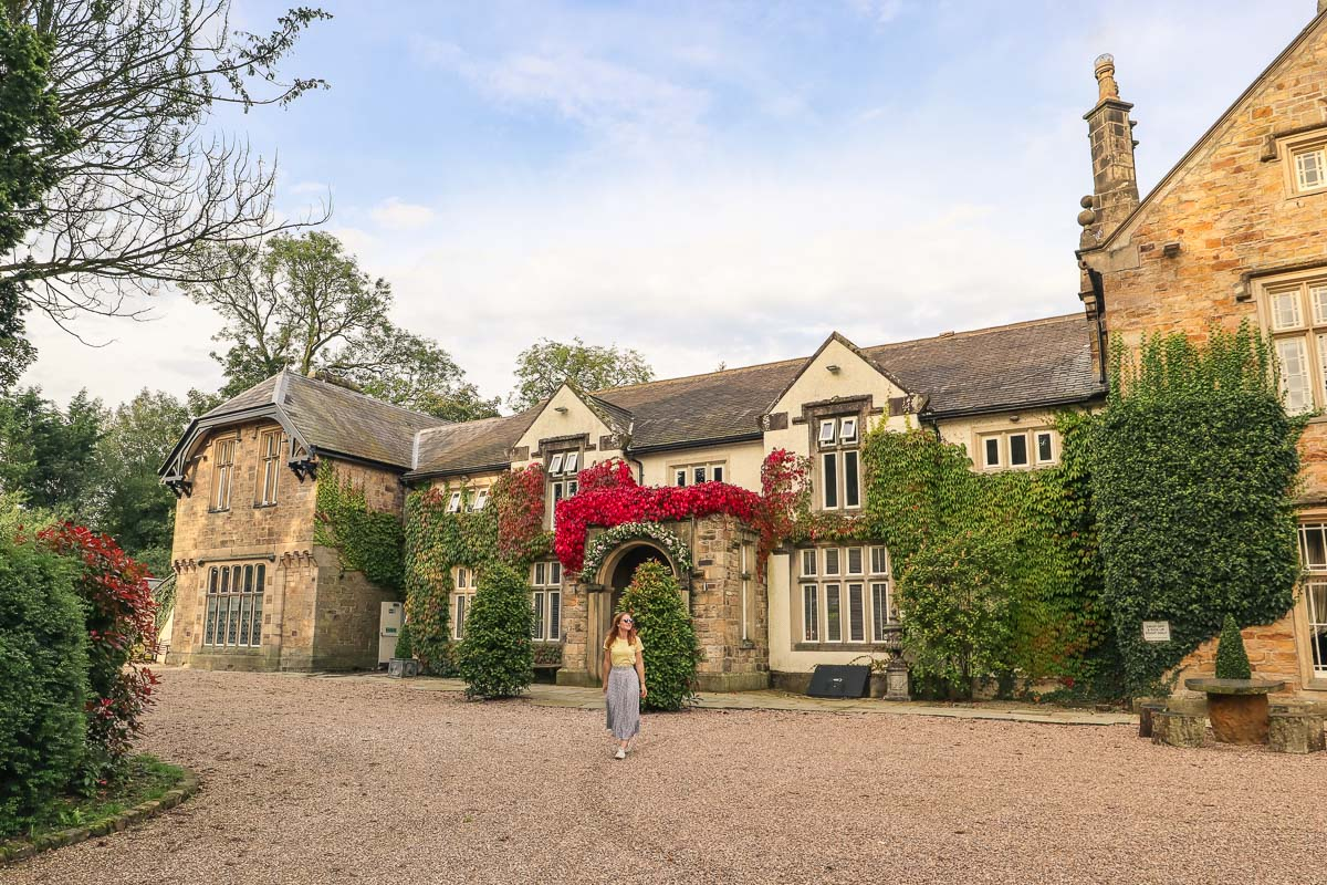 Mitton Hall - one of the best luxury hotels in the Ribble Valley
