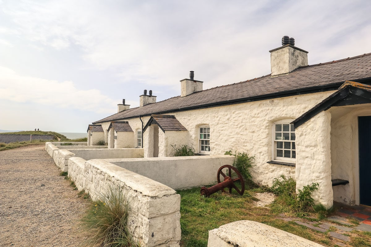 Llanddwyn Island, North Wales