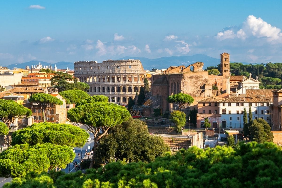 So many fun facts about Rome