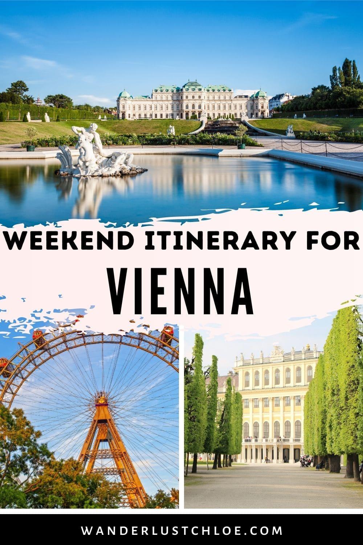 2 Day Vienna Itinerary