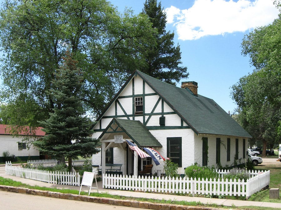 Fort Stanton Museum in New Mexico