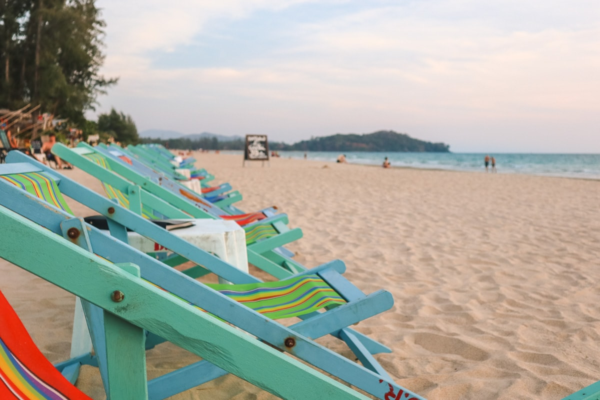 One of the best beaches in Koh Lanta