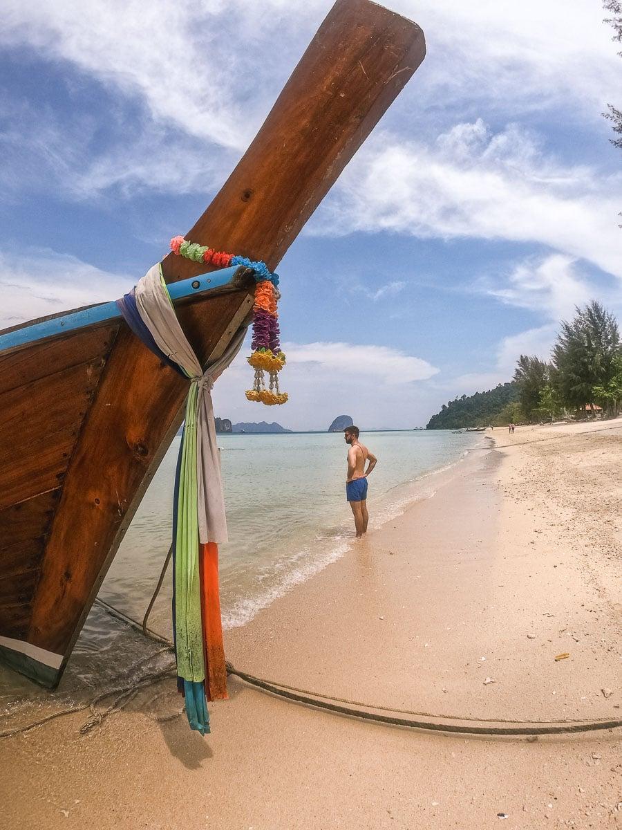 Koh Ngai is paradise