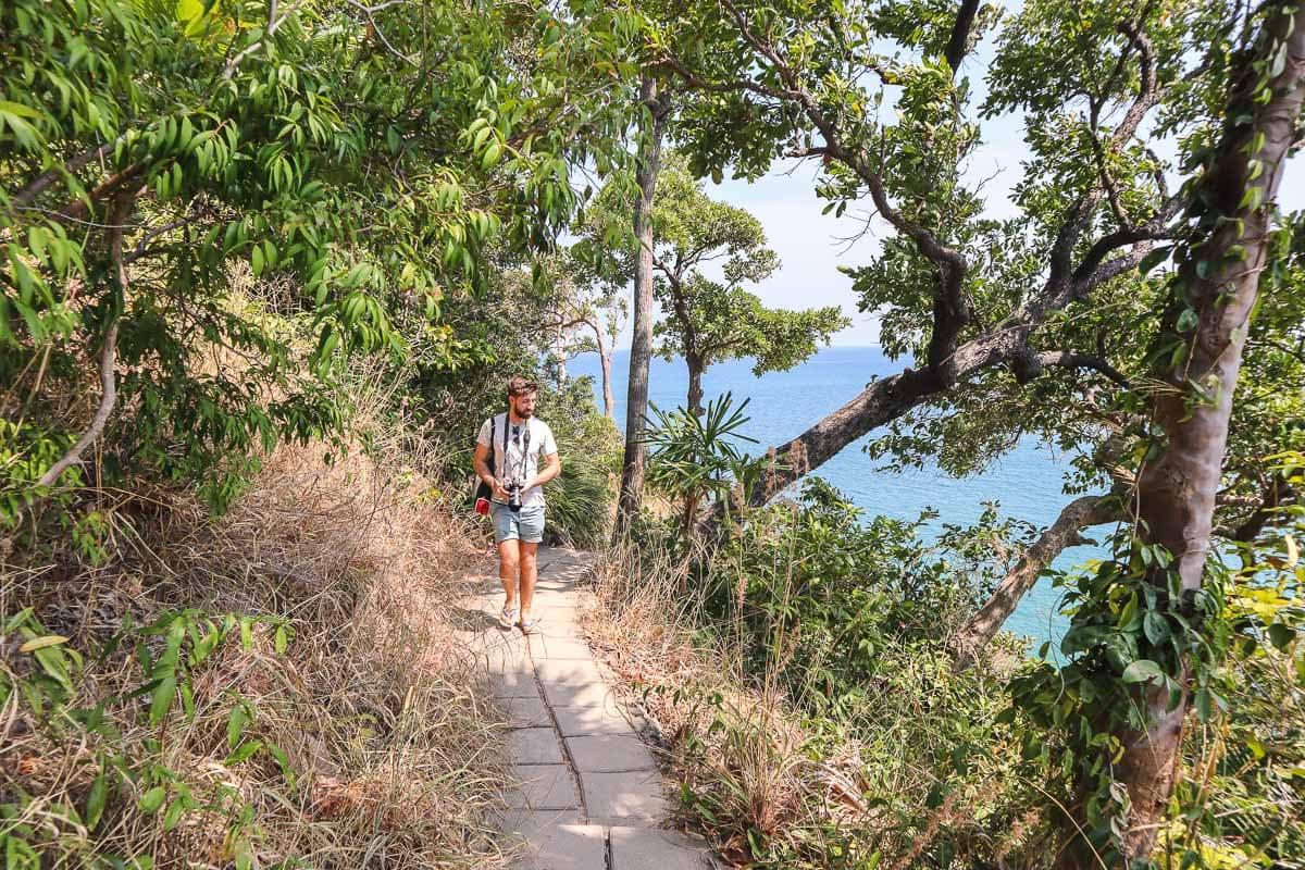 Exploring Mu Koh Lanta National Park