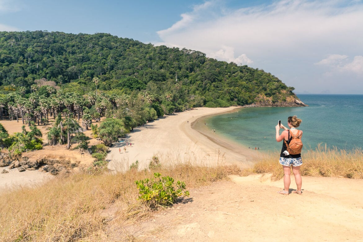 Stunning views in Mu Koh Lanta National Park