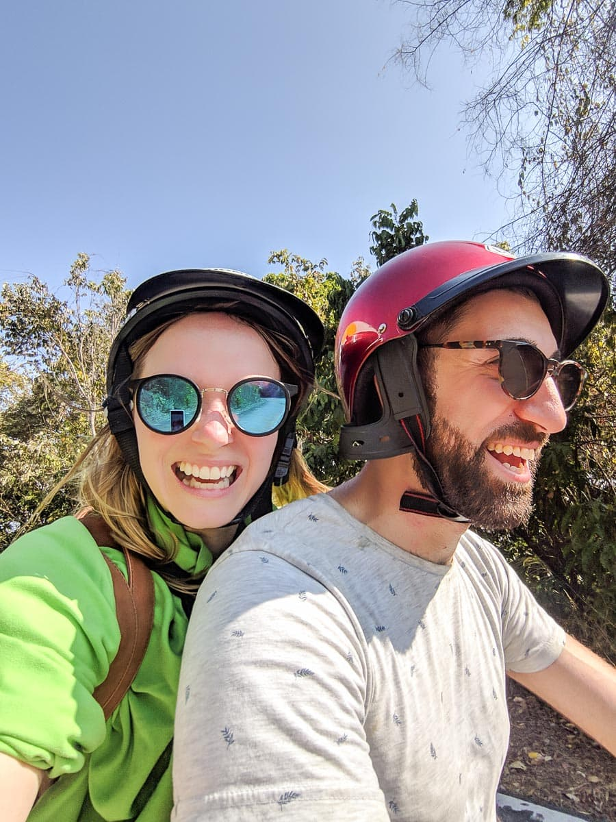 Self guided scooter tour of Koh Lanta