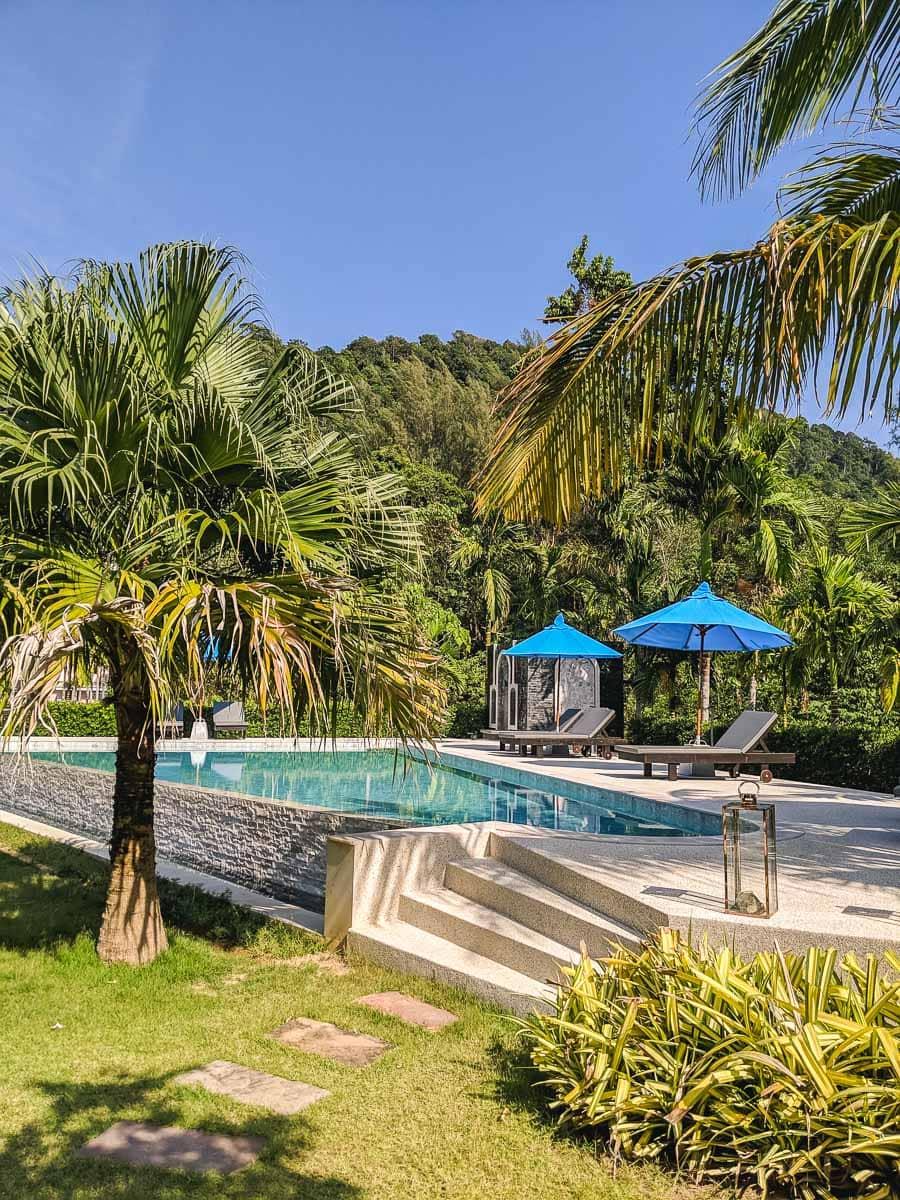 Beautiful accommodation in Koh Lanta